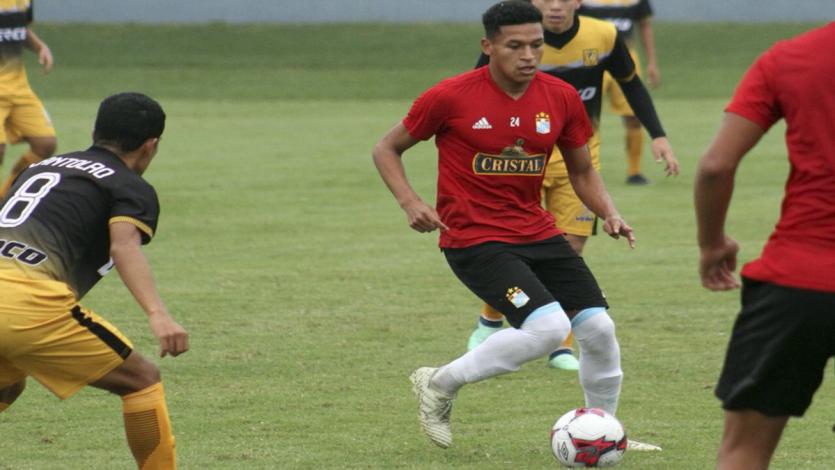 Sporting Cristal se prepara ante la reserva de Cantolao