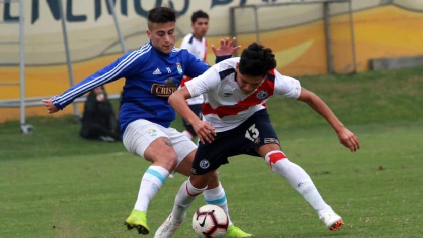 Sporting Cristal goleó 9-1 a la reserva de Deportivo Municipal en un partido amistoso (VIDEO)