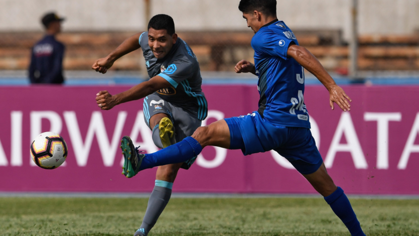 Copa Sudamericana: Sporting Cristal cayó 1-0 ante Zulia y todo se definirá en Lima