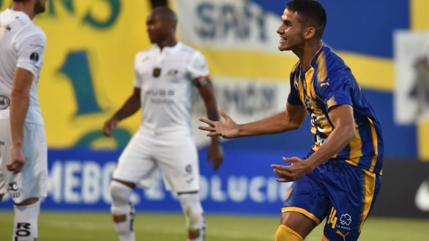 Sportivo Luqueño saca ventaja en Paraguay