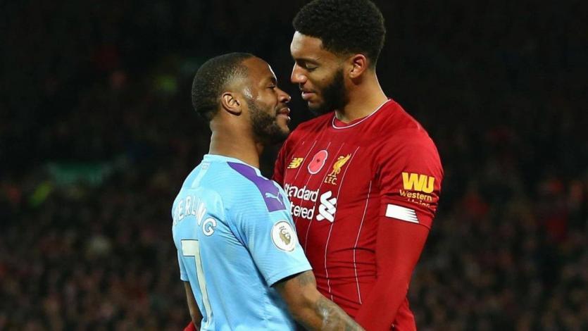 Inglaterra no contará con Sterling por una pelea tras el triunfo del Liverpool sobre Manchester City