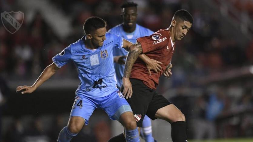 CONMEBOL Sudamericana: Binacional fue goleado en su estreno ante Independiente