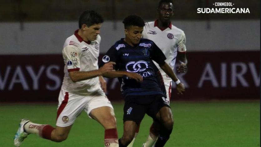 CONMEBOL Sudamericana: UTC consiguió un empate ante Cerro (U) en Trujillo