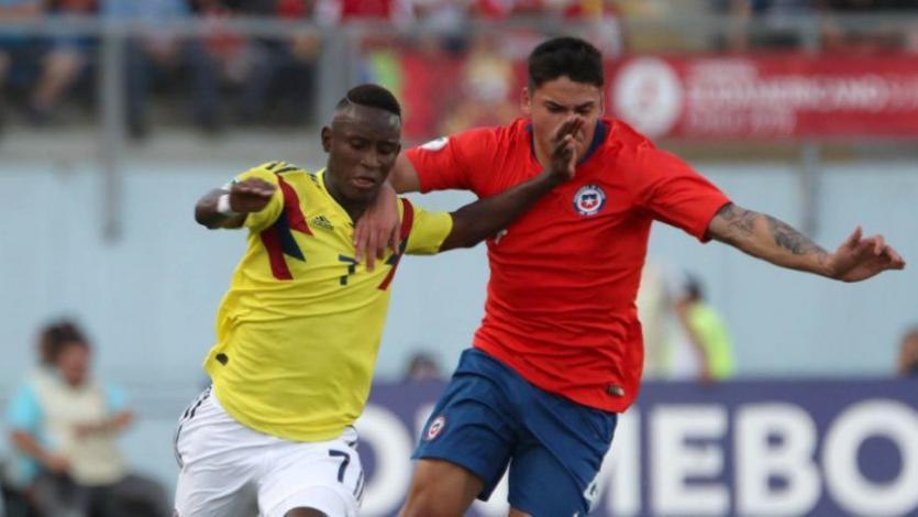 Sudamericano Sub-20: Colombia elimina a Chile y avanza al Hexagonal