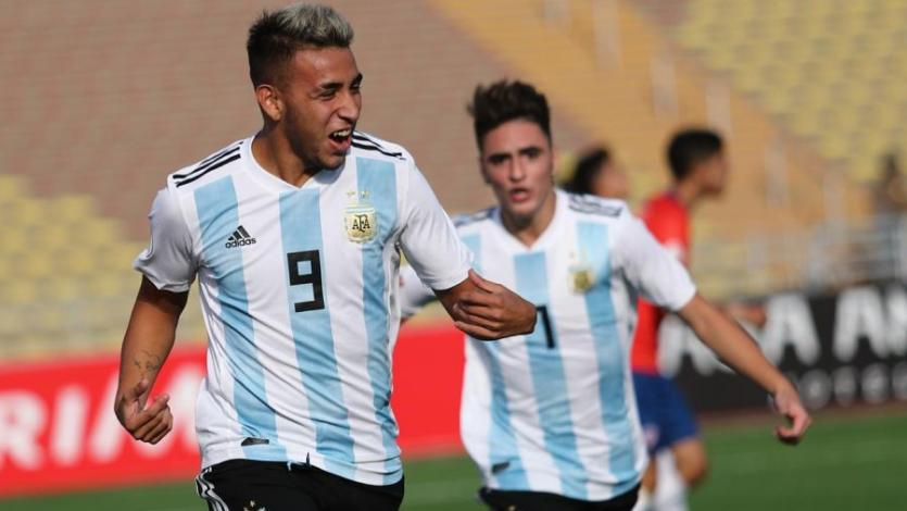 Sudamericano Sub-17: Argentina venció a Chile y toma la punta del Hexagonal