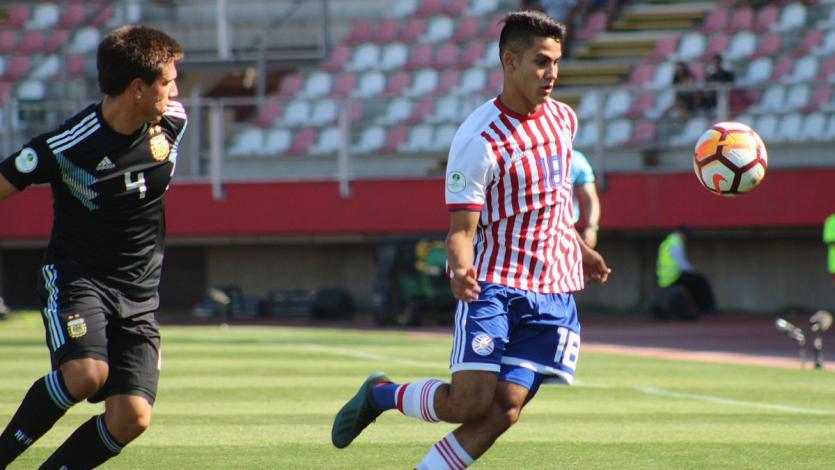 Sudamericano Sub 20: Argentina debuta con empate frente a Paraguay (1-1)