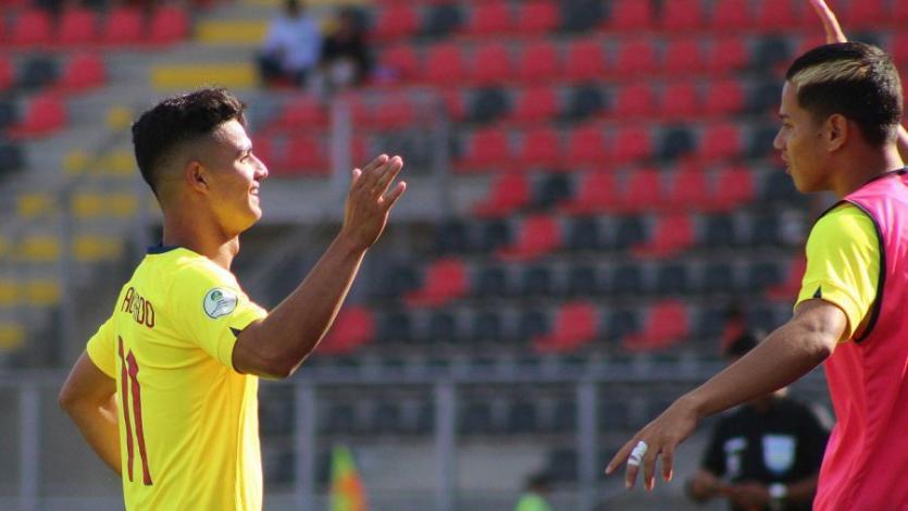 Sudamericano Sub-20: Ecuador volvió al triunfo derrotando a Argentina