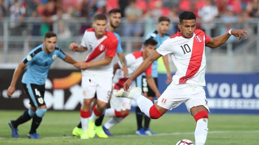 Sudamericano Sub 20: Perú se enfrenta a Paraguay (5:30 p.m)