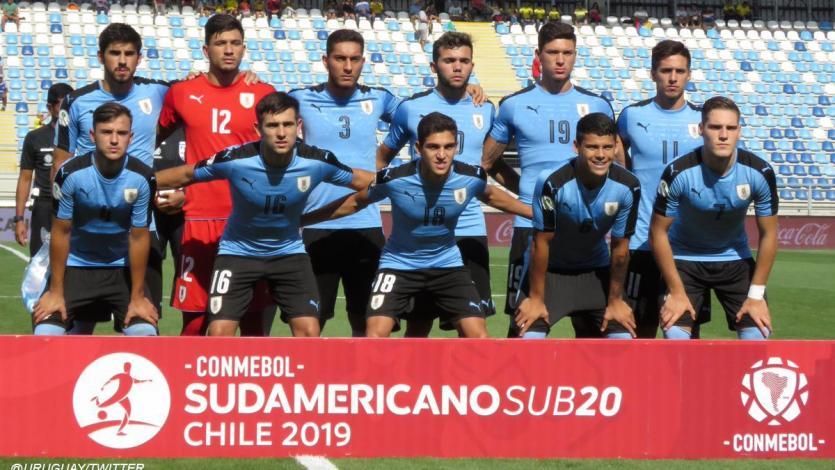 Sudamericano Sub 20: Uruguay clasificó al Mundial de Polonia
