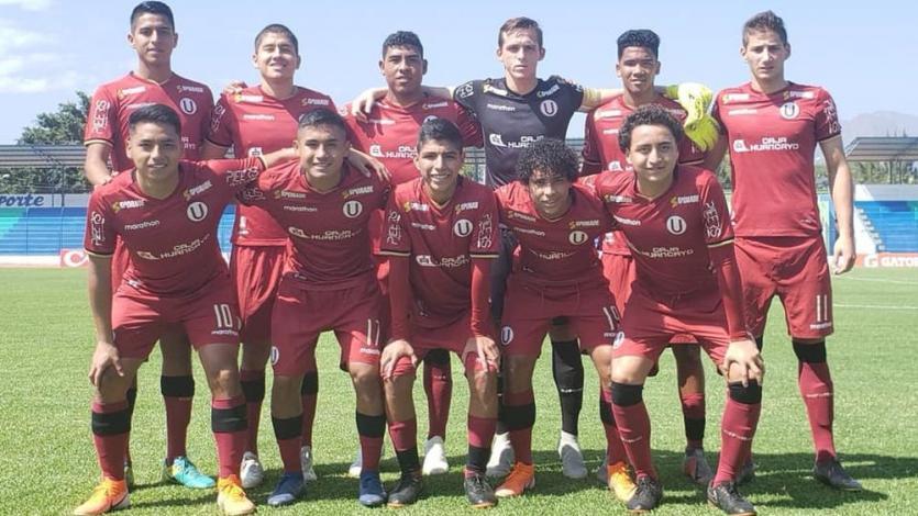 Universitario: Tiago Cantoro debutó con la 11 como titular en el Torneo de Reservas