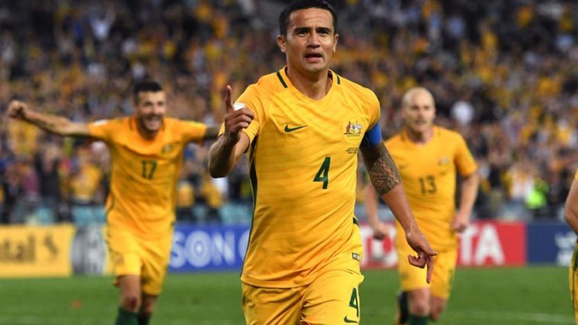 Tim Cahill se retiró de la selección de Australia