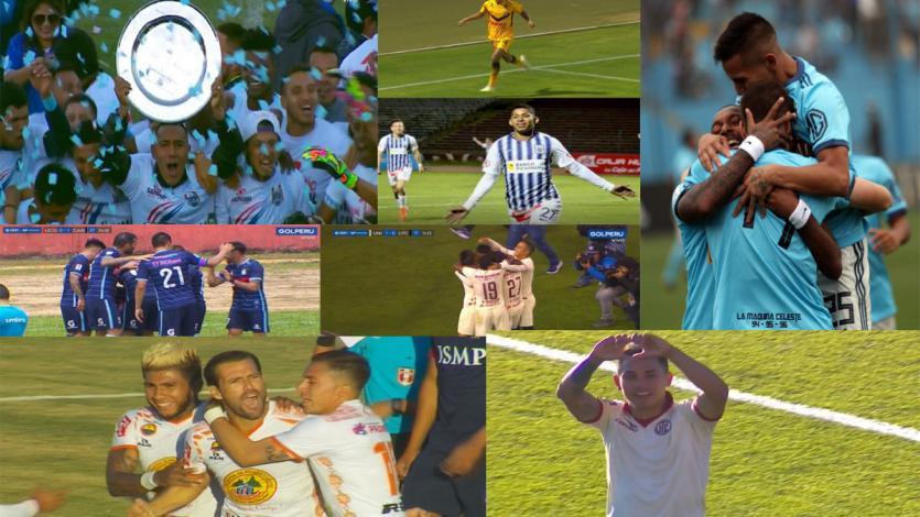 Liga1 Movistar: Los datos que dejó el Torneo Apertura