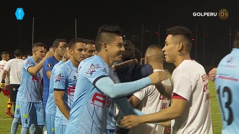 EN VIVO por GOLPERU: Sport Huancayo 1-1 Real Garcilaso