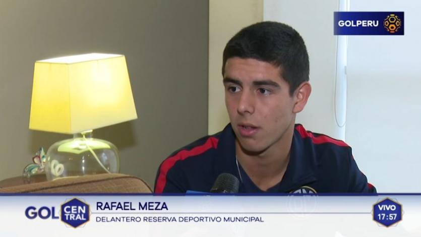 Rafael Meza: