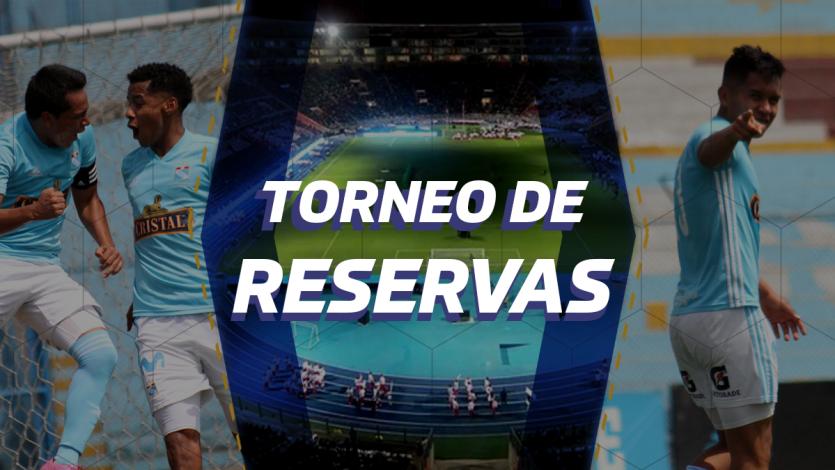 Torneo de Reservas: Sporting Cristal es el campeón