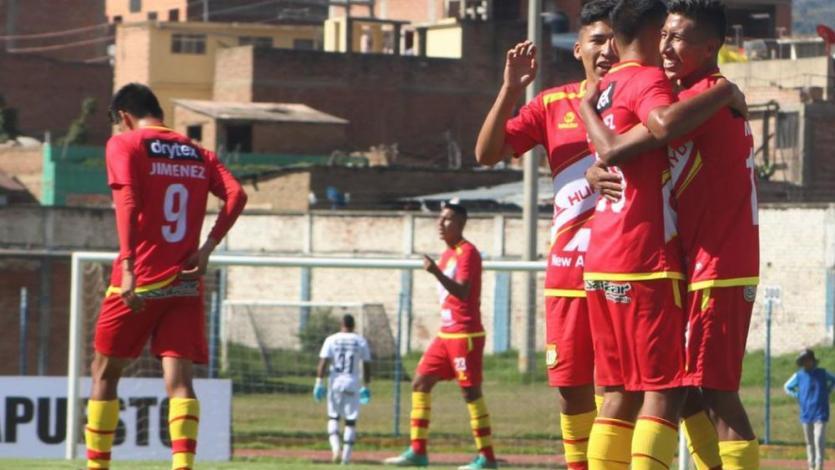 Torneo de Reservas: Sport Huancayo continúa como único líder con puntaje perfecto