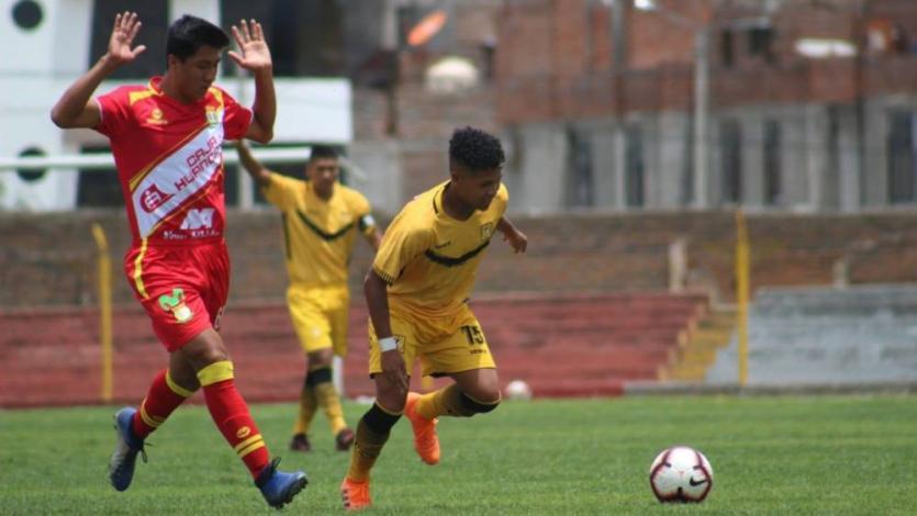 Torneo de Reservas: Sport Huancayo venció 1-0 a la Academia Deportiva Cantolao y es puntero