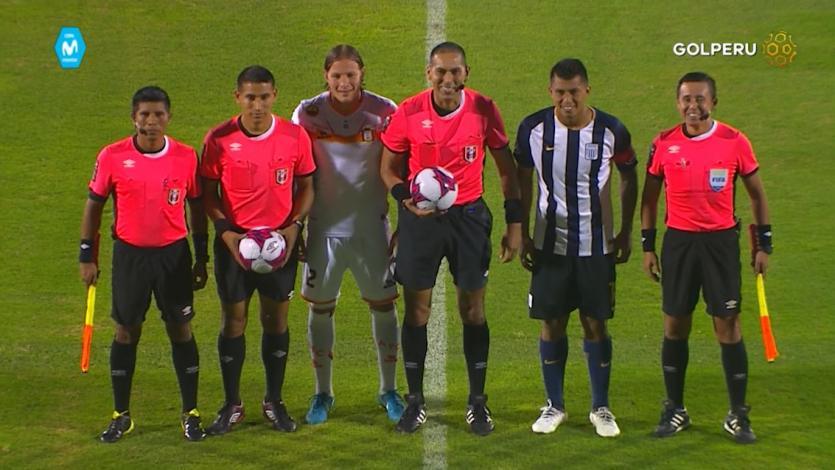 EN VIVO por GOLPERU: Alianza Lima 3-1  Ayacucho FC
