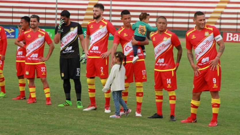 Torneo de Verano: Manuel Corrales es baja en Sport Huancayo para la primera final