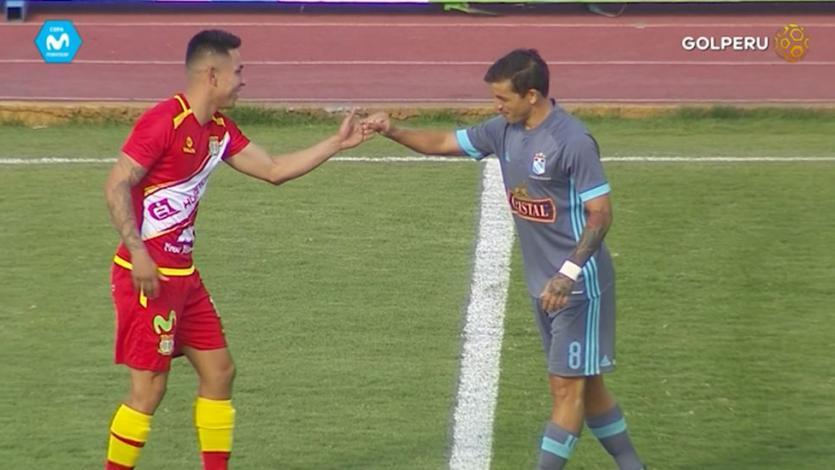 Sport Huancayo y Sporting Cristal se reparten los puntos en la primera final