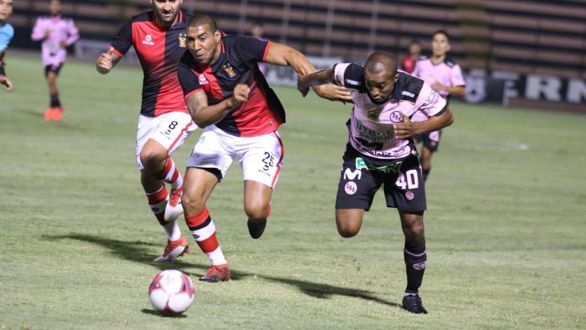 Sport Boys y FBC Melgar firman el empate en el Callao