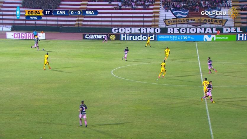EN VIVO por GOLPERU: Cantolao 1-1 Sport Boys
