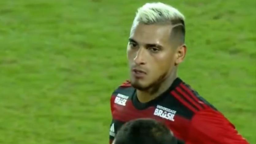 Miguel Trauco anotó con Flamengo en triunfo sobre el Ajax
