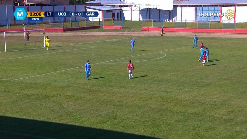 EN VIVO por GOLPERU: Unión Comercio 1-0 Real Garcilaso