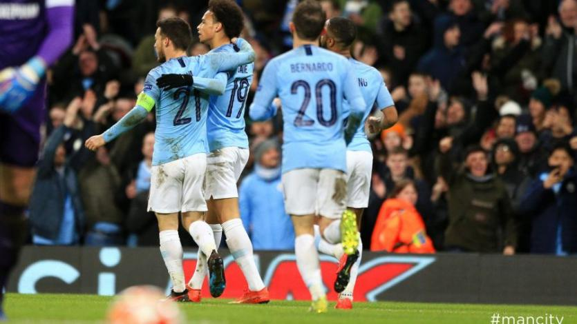 Champions League: Manchester City aplasta al Schalke y firma su clasificación