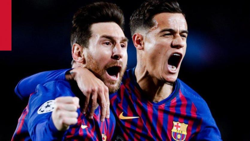 Champions League: Messi y Barcelona avanzan a semifinales a costa del Manchester United