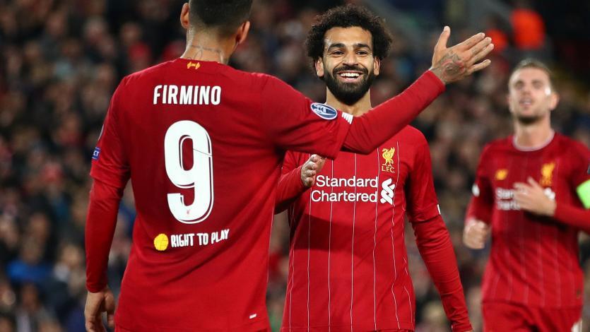 Champions League: Liverpool sufrió más de la cuenta para derrotar al Salzburg en Anfield (VIDEO)