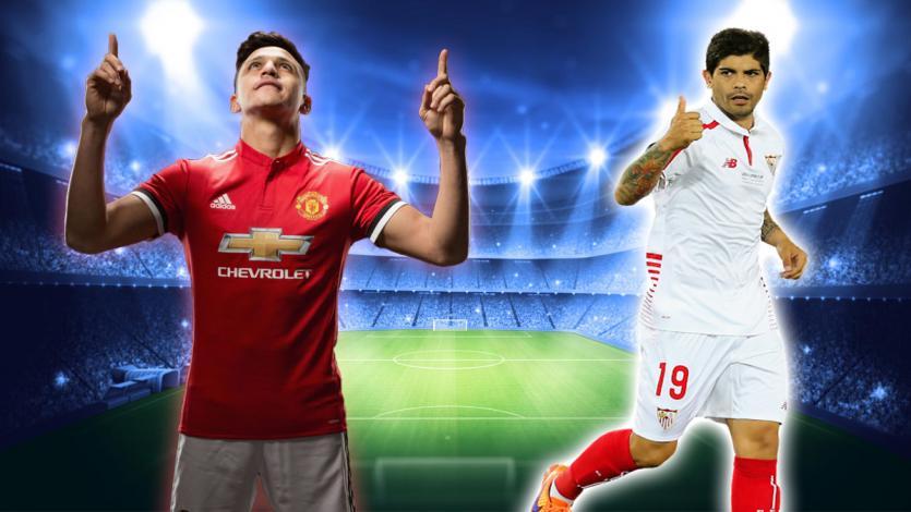 Manchester United recibe a Sevilla en Old Trafford