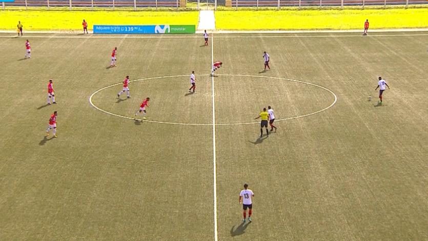 Unión Comercio empató 1-1 con Melgar