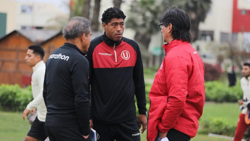 Universitario de Deportes retomó los entrenamientos bajo la mirada de Ángel Comizzo