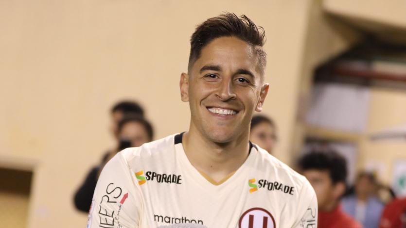 """Alejandro Hohberg: """"Sacamos a relucir la garra ante Sport Huancayo, estamos felices"""" (VIDEO)"""
