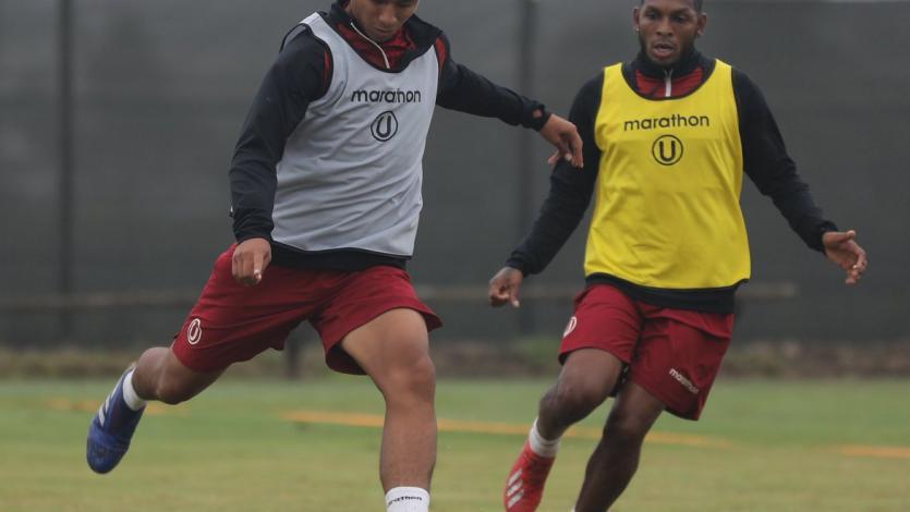 Universitario sigue mentalizado en su preparación con miras al duelo ante Ayacucho F.C