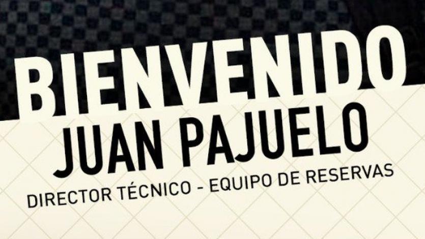 Universitario: Juan Pajuelo es el nuevo entrenador de la Reserva