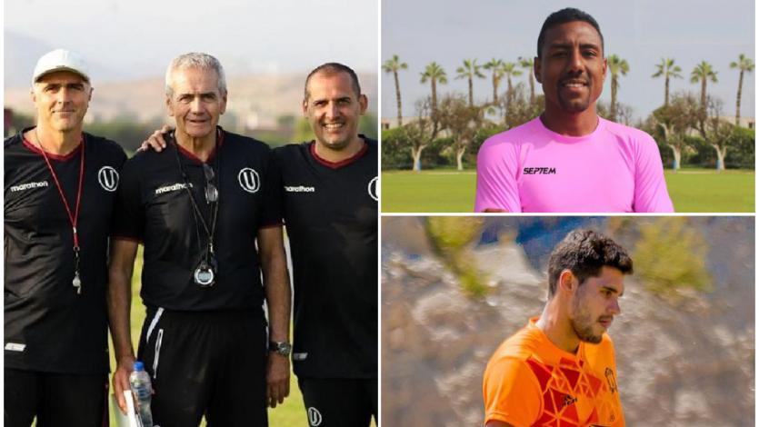 Universitario: asistente técnico de Gregorio Pérez sugirió fichar a Luis Ramírez y Diego Minaya