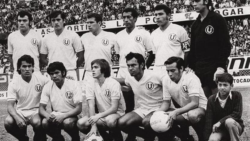 Copa Libertadores: Universitario y el triunfo sobre Nacional rumbo a la final de 1972 (VIDEO)