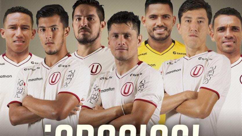 Universitario de Deportes confirmó la salida de siete jugadores