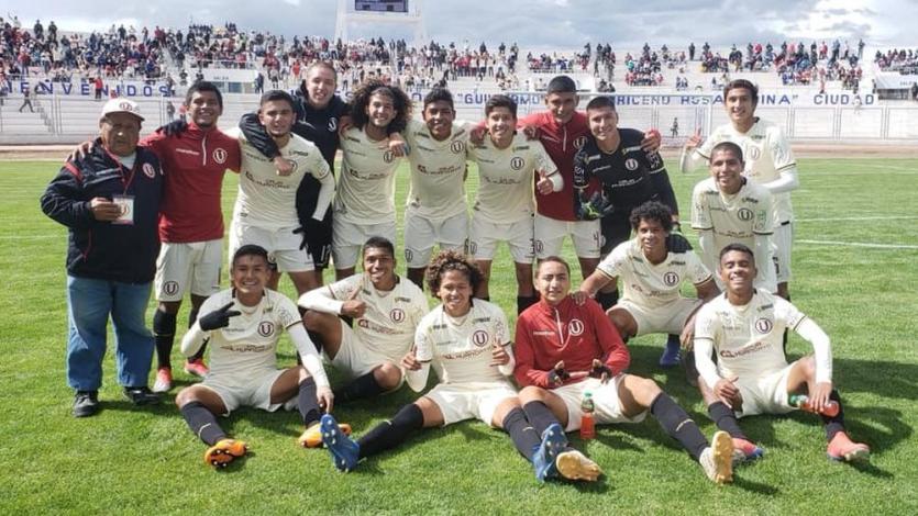 Torneo de Reservas: Universitario venció 1-0 a Binacional en Juliaca y es tercero