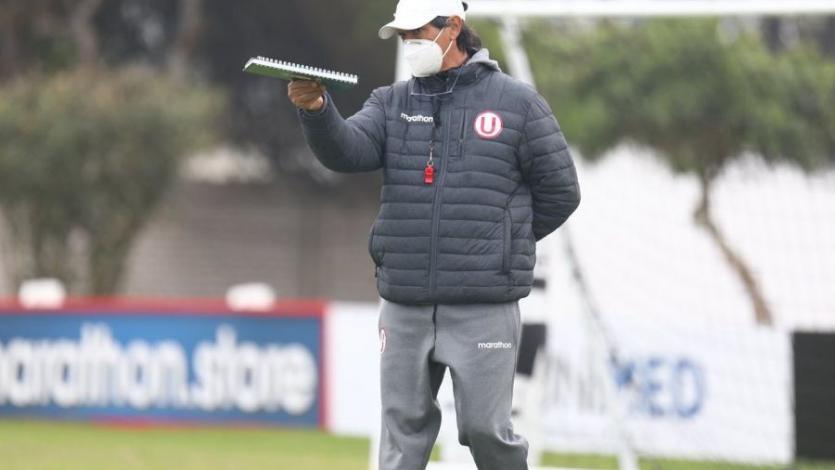 Universitario: Ángel Comizzo analizó el empate con Cantolao y el regreso de la Liga1 Movistar