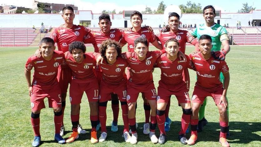 Torneo de Reservas: Universitario perdió 3-1 ante Ayacucho FC y continúa segundo