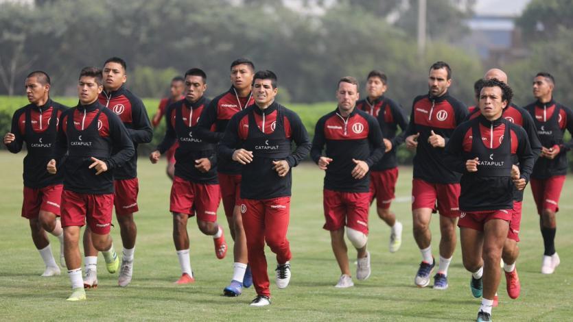 Universitario de Deportes retomó los entrenamientos de cara a la fecha 15 de la Liga1 Movistar