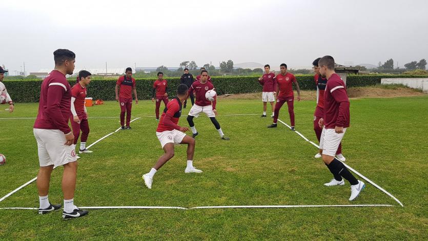 Universitario de Deportes está listo para disputar el partido amistoso ante The Strongest