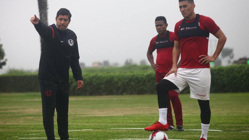 Universitario de Deportes retomó los entrenamientos y jugará dos amistosos esta semana