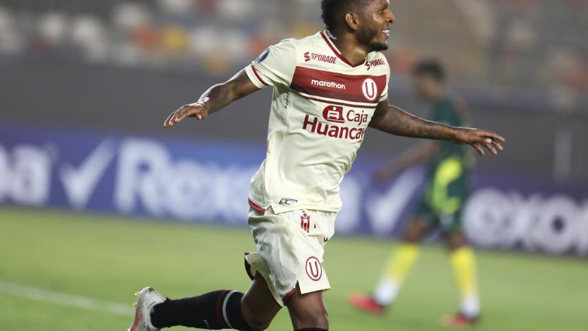 """Alberto Quintero: """"Tenemos posibilidades y vamos a intentarlo hasta el último partido de la Copa Libertadores"""