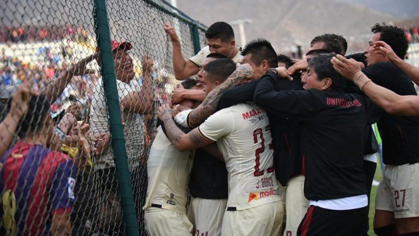 Universitario de Deportes jugará con público ante Binacional en el estadio Monumental