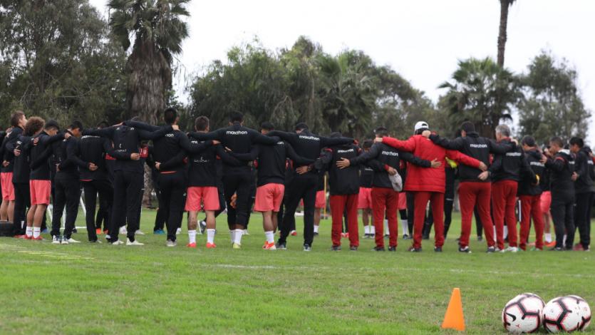 Universitario de Deportes: el primer equipo retornó a los entrenamientos (FOTOS)