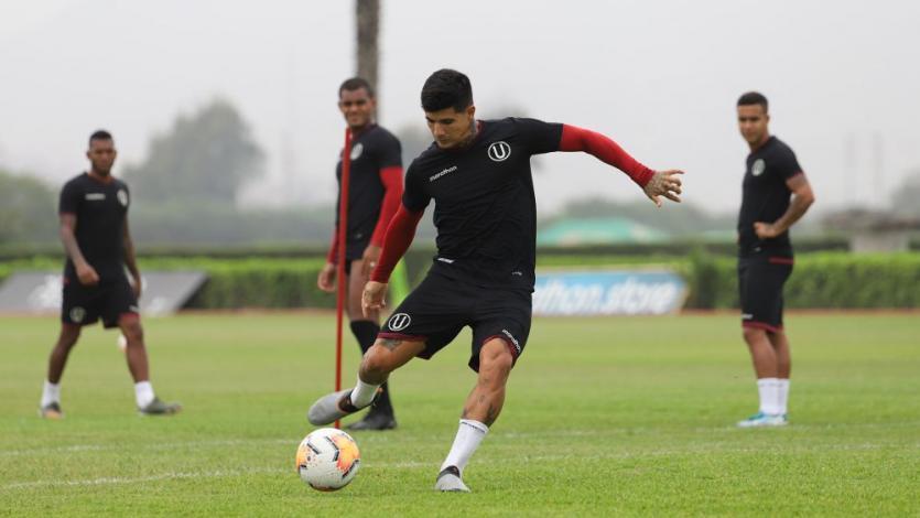 Copa Libertadores: el trabajo especial que practicó Universitario para derrotar a Carabobo (VIDEO)